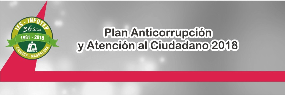 Plan Anticorrucción 2018